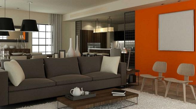 Dividir ambientes con pintura pinturas lepanto - Dividir ambientes ...
