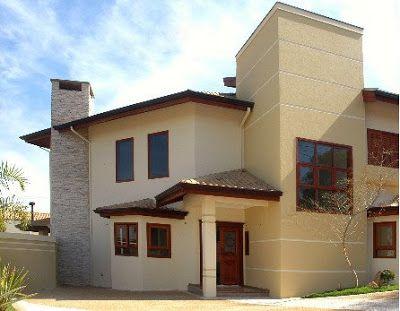 Fachadas la imagen de nuestro hogar pinturas lepanto - Pintura para fachada ...
