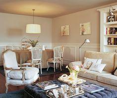 Combinaciones de color para salones pinturas lepanto fabricante de pintura para - Colores relajantes para salones ...