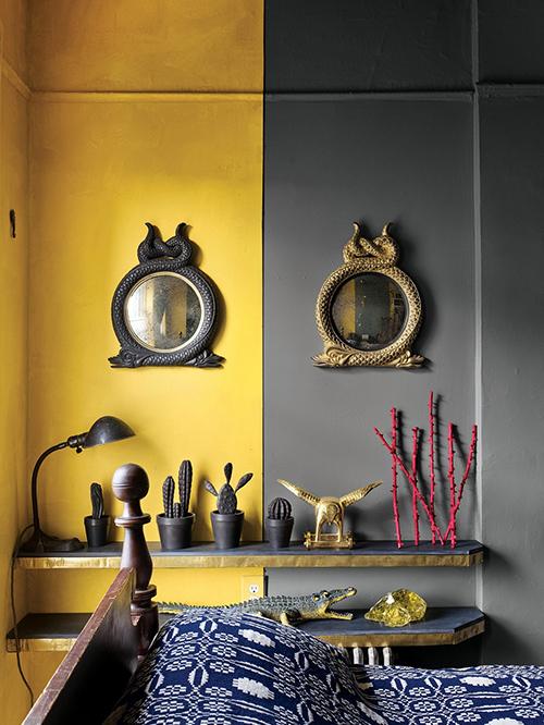 Dejar as tus paredes a medio pintar pinturas lepanto for Paredes bicolor