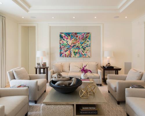 Por qu pintar de blanco las paredes de tu casa for Paredes blanco roto