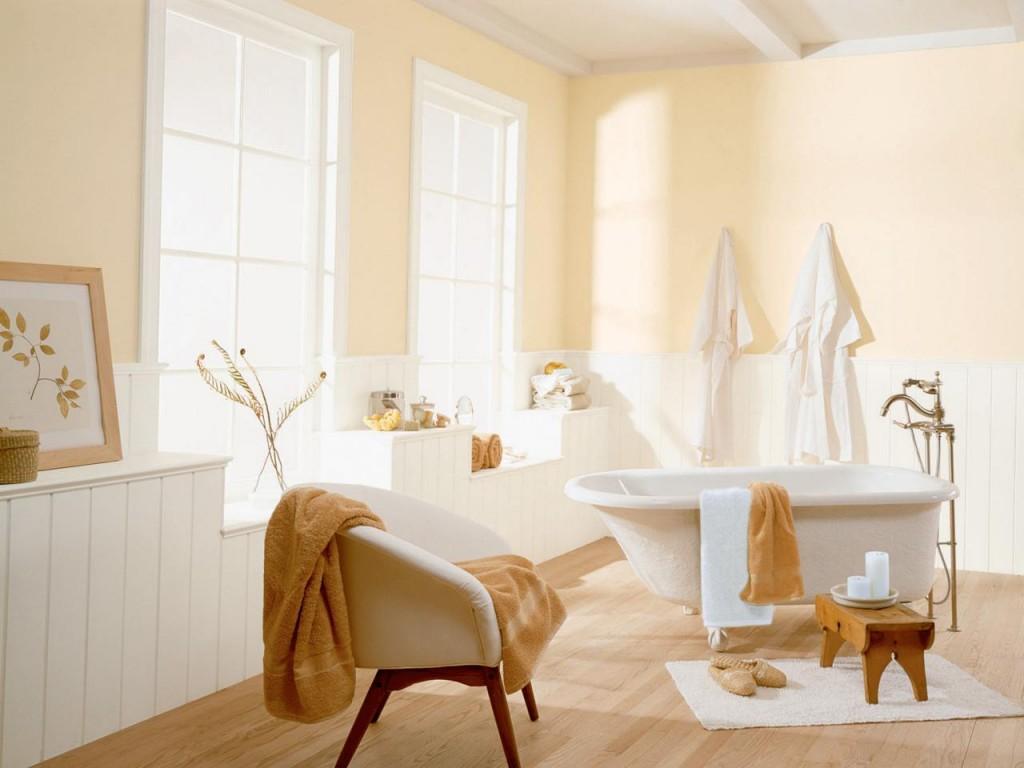 Por qu pintar de blanco las paredes de tu casa for Pintura beige pared