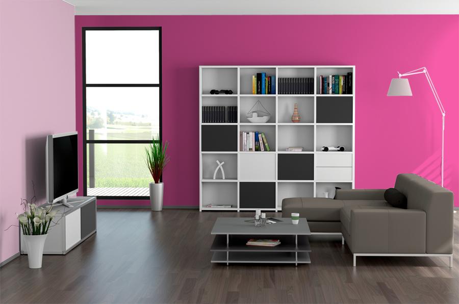 La vida en rosa pinturas lepanto fabricante de - Combinar colores para pintar paredes ...