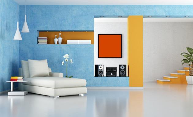 Armon as de colores para tu hogar pinturas lepanto - Colores modernos para interiores ...