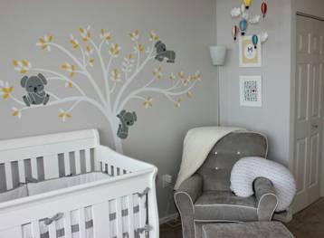 Pintar la habitaci n de un beb pinturas lepanto fabricante de pintura para profesionales y - Pintura para habitacion de bebe ...