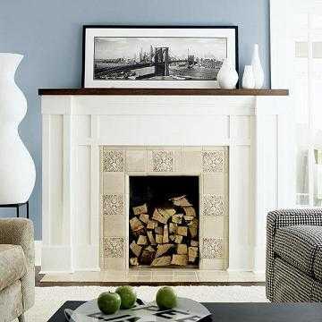 Decorar la chimenea del salón :: pinturas lepanto   fabricante de ...