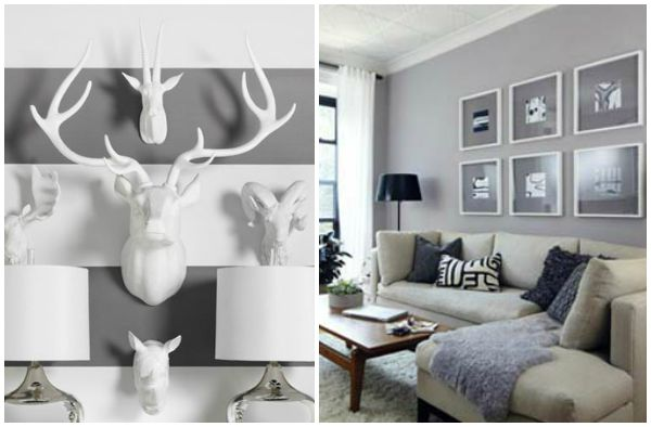 Los colores del oto o pinturas lepanto fabricante de for Cortinas para paredes grises