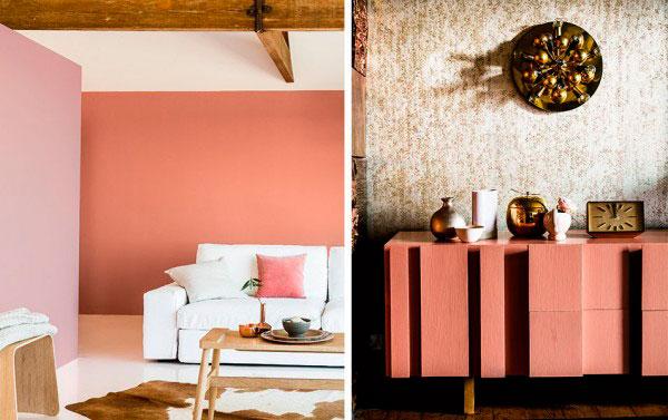 Los colores del oto o pinturas lepanto fabricante de - Color salmon en paredes ...