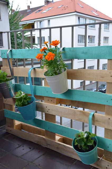 Jardines verticales con palets pinturas lepanto Jardin vertical en palets