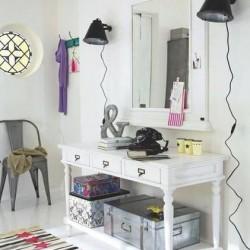 decora la entrada o recibidor de tu casa pinturas On decora la entrada de tu casa