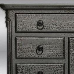 T cnicas decorativas de pintura craquelado o cuarteado - Pintura acrilica para muebles ...