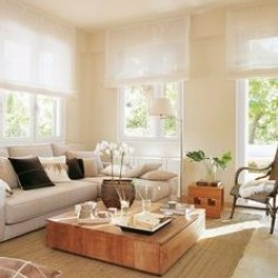 Combinaciones de color para salones pinturas lepanto - Colores de pintura para salones ...