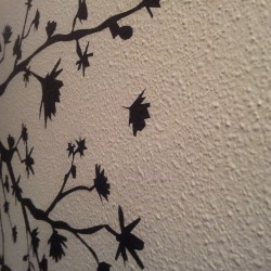 C mo colocar vinilo en gotel pinturas lepanto - Como se quita el gotele ...