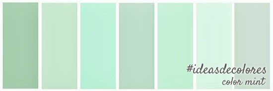 Pintura color mint