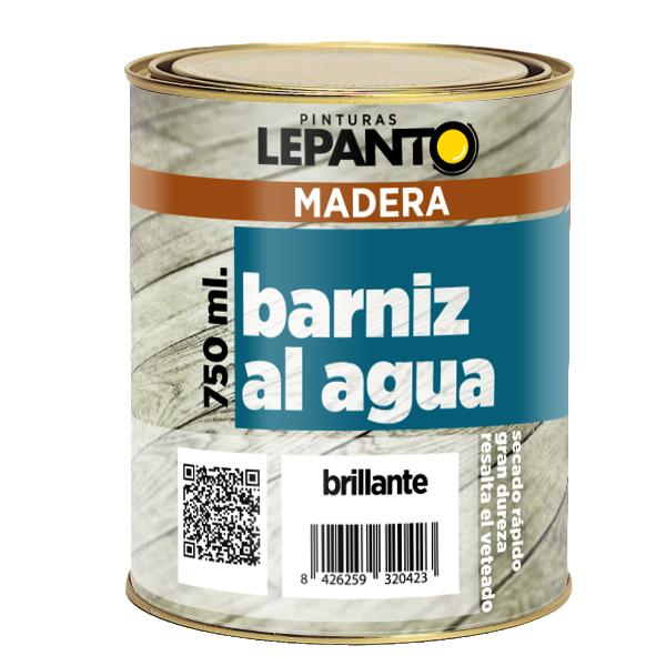 Nuevo barniz al agua pinturas lepanto fabricante de - Pintar sobre barniz ...