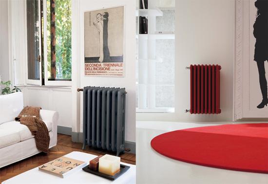 Radiadores como elementos de decoraci n pinturas for Decorar radiadores