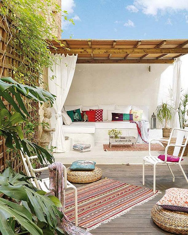 Los Colores De Tu Jardín O Terraza Pinturas Lepanto