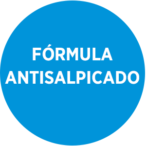 Antisalpicado