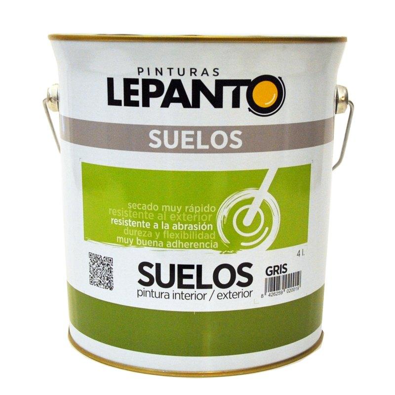 Pintura para suelos pinturas lepanto fabricante de pintura para profesionales y distribuidores - Pintura de suelos ...