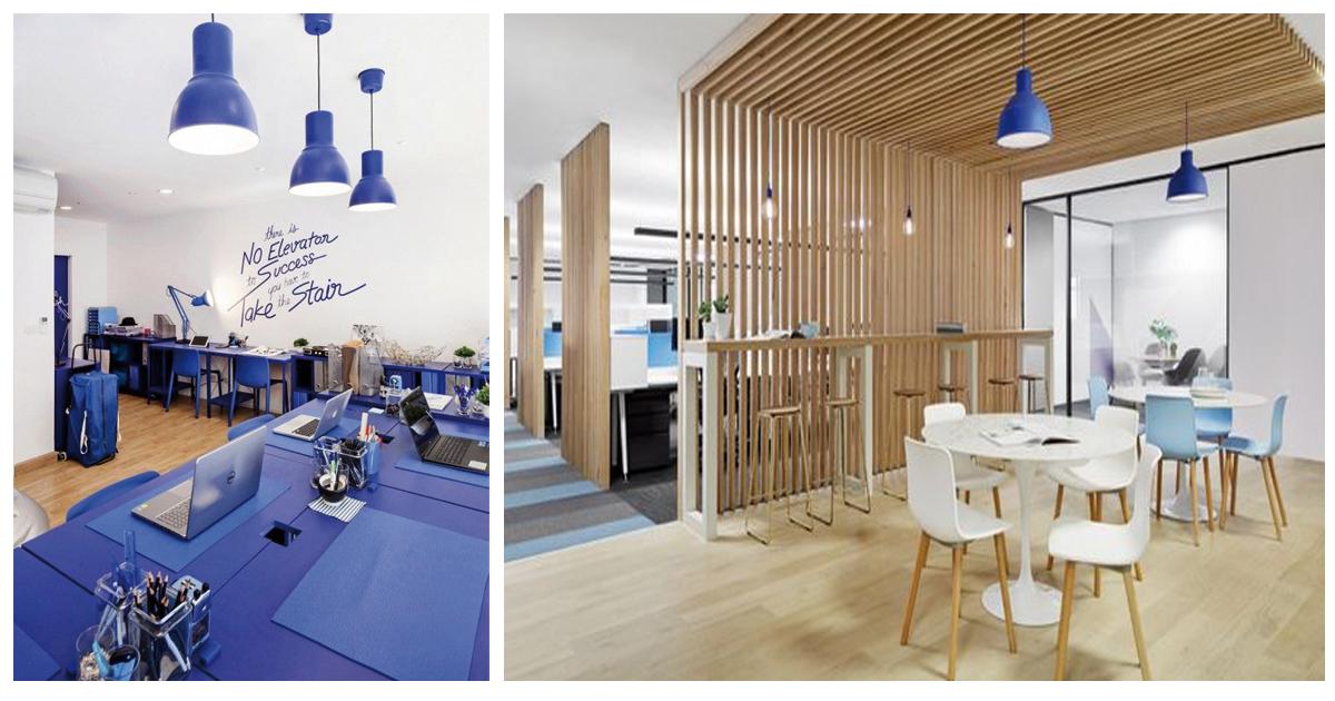 Las claves en decoración para oficinas :: Pinturas Lepanto ...