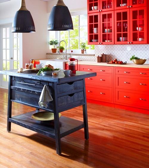 C mo pintar muebles de madera pinturas lepanto - Pintar muebles colores ...